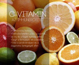 C-vitamin