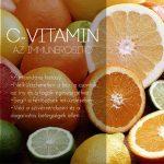 C-vitamin, az immunerősítő